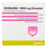 Monuril 3000 rezeptfrei kaufen - Monuril 3000 mg (3g